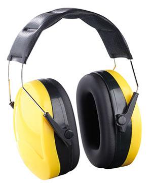 casque de protection et bruit